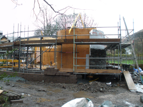 Rothay garden hotel spa 6586 davis consultants for Spa construction